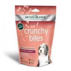 Ардэн Грэньдж Лакомство для собак, с лососем (225гр) <br />AG Crunchy Bites rich in fresh salmon