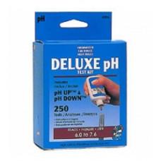 Freshwater Deluxe pH Test Kit Тест Кит набор для измерения и изменения уровня pH в пресной воде .