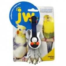 Игрушка д/птиц - Гитара, пластик <br />Activitoy Guitar