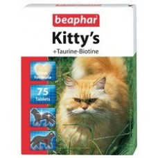 Beaphar Kitty's Mix Витаминная смесь для кошек