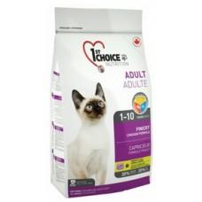 1st Choice Cat Finicky сухой корм для привередливых кошек, Цыпленок