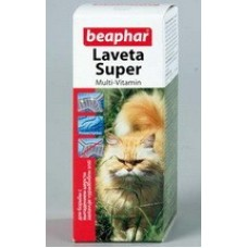 Beaphar Laveta Super Витамины для кошек