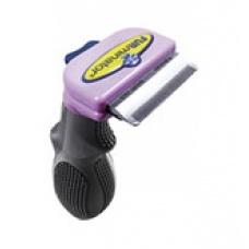 Furminator Deluxe Short Hair Small Cat deShedding Tool для миниатюрных короткошерстных кошек, 4 см