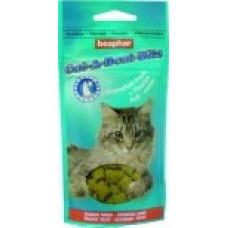Beaphar Cat-A-Dent Bits Подушечки для чистки зубов для кошек