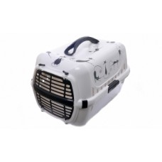 Moderna Trendy- Переноска -Силуэт кота с пластиковой дверцей