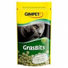 Gimpet GrasBits Витаминизированные таблетки с травой для кошек