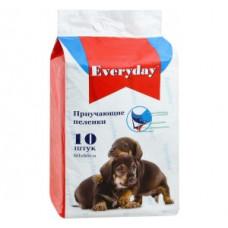 Everyday- впитывающие пеленки для животных гелевые 60 х 60 см .