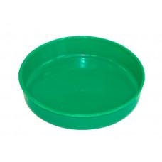 Миска для кошек пластиковая, 13,5 см