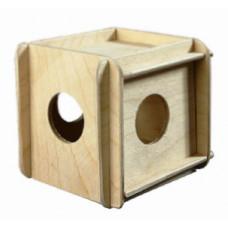 Игрушка для грызунов кубик малый