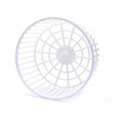 Пластиковое колесо для хомяков o 15x10 см