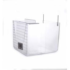Ванночка для птиц большая 13*11*13 см
