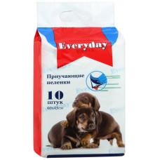 Впитывающие пеленки для животных (гелевые), 10 шт.