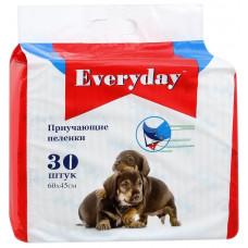 Впитывающие пеленки для животных (гелевые), 30 шт.