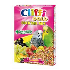 Коктейль для волнистых попугаев: зерна, злаки, фрукты, овощи