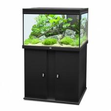 Aquatlantis Elegance Plus 100 Аквариум 179л, черный ,100х38х60см, 2х45w Т5 Фильтр Biobox 2