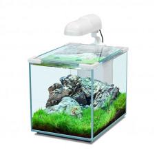 Aquatlantis Nano Cubic 20 Аквариум 20л, 23х30х38см, LED-светильник 6w ,Фильтр Mini Biobox 1