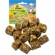 JR Farm Bakery Выпечка Лакомство для грызунов Кубики из не просеянной муки и Одуванчика