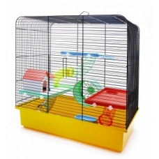 "Benelux Cage for hamsters valerie funny Клетка для хомяков ""Валерия"""