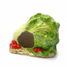 "Benelux Hamster house cabbage pottery Домик для хомячка ""Капуста"""