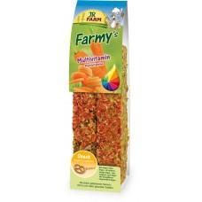 JR Farm Bakery Выпечка Палочки для грызунов Мультивитаминные