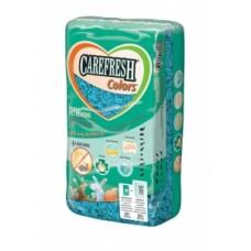 CareFresh Colors - наполнитель/подстилка голубой на бумажной основе для мелких дом.животных и птиц 10л