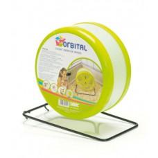 Savic Колесо пластиковое на металлической подставке для грызунов d 18 см
