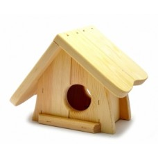 "Benelux Rodent house wood lolly Деревянный домик для грызунов ""Лолли"""