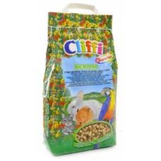 Cliffi Biolitter Био-наполнитель для кошек, грызунов и птиц