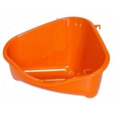 Moderna Туалет для грызунов pet's corner угловой малый