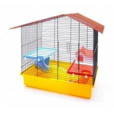 "Benelux Cage for hamsters isabelle funny Клетка для хомяков ""Изабель"""