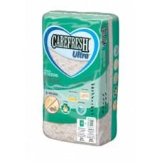 CareFresh Ultra- наполнитель/подстилка белый на бумажной основе для мелких дом.животных и птиц 10л