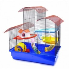 "Benelux Cage for hamsters kelly funny Клетка для хомяков ""Келли"""
