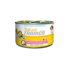 010/608088 Trainer Консервы Natural Mini Puppy & Junior для щенков и юниоров мелких пород (150 г) /24/